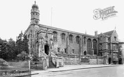 Stamford, Browne's Hospital 1922