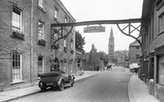 Stamford, George Hotel 1922