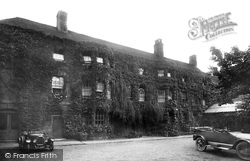 Stamford, George Hotel, Courtyard 1922