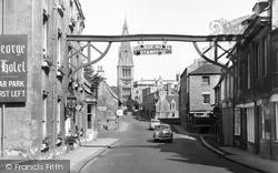 Stamford, High Street, St Martin's c.1960