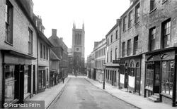 Stamford, Ironmonger Street 1922