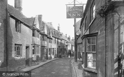 Stamford, Maiden Lane 1922
