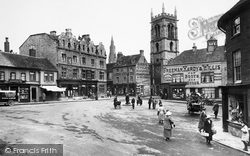 Market Place 1922, Stamford