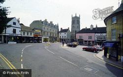 Stamford, Market Place c.1998