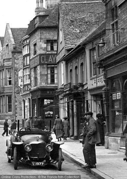 Photo Of Stamford Motor Car 1922 Francis Frith