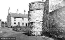 Old St Peter's Gate Bastion c.1955, Stamford