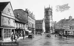 Red Lion Square 1922, Stamford