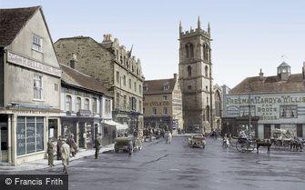 Stamford, Red Lion Square 1922