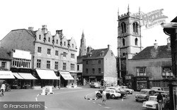 Red Lion Square c.1960, Stamford