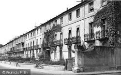 Stamford, Rutland Terrace c.1955