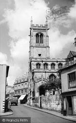 Stamford, St John's Church c.1955