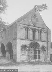 Stamford, St Leonard's Priory 1922