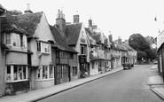 Stamford, St Paul's Street c1960