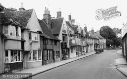 Stamford, St Paul's Street c.1960