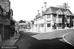Stamford, The London Inn c.1955