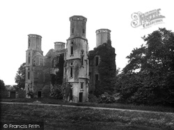 The Ruins Of Wothorpe House 1922, Stamford