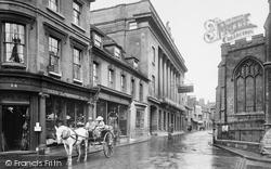 Stamford, The Stamford Hotel 1922
