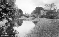 Stamford, Town Bridge 1922