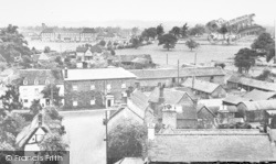 From Church Tower c.1939, Stanbury