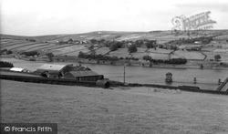 General View c.1955, Stanbury