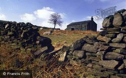 Upper Ponden Farm c.1990, Stanbury