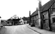 Standon, High Street c1965