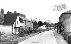 High Street c.1965, Standon