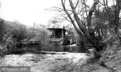 Paper Mill Lane c.1965, Standon