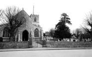 Standon, St Mary's Church c1965