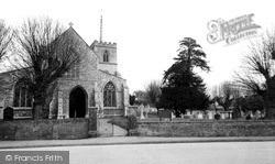 St Mary's Church c.1965, Standon