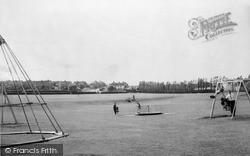The Recreation Ground c.1965, Standon
