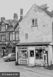 The Post Office And General Stores c.1965, Stanford Bridge