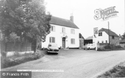 Stanford Dingley, The Boot Inn c.1965