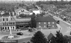 Stanford-Le-Hope, 1960