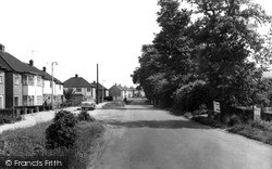 Stanford-Le-Hope, Butts Lane c.1960