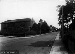 Stanford-Le-Hope, Catholic Church And High Street c.1960