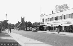 Stanford-Le-Hope, Corringham Road c.1955
