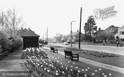 Stanford-Le-Hope, Corringham Road c.1960