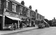 Stanford-Le-Hope, King Street 1960