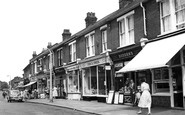 Stanford-Le-Hope, King Street c.1960