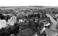 Stanford-Le-Hope, Looking North East c.1960