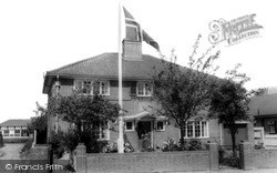 Stanford-Le-Hope, Norwegian Seaman's Mission c.1960