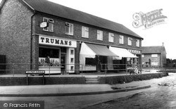 Stanford-Le-Hope, Rayleigh Road c.1960