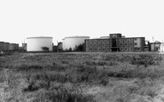 Stanford-Le-Hope, Shell Refinery c.1960