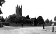 Stanford-Le-Hope, St Margaret's Church c.1955