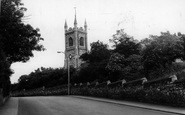 Stanford-Le-Hope, St Margaret's Church c.1960