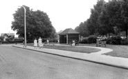 Stanford-Le-Hope, The Gardens c.1960