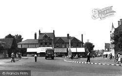 Stanford-Le-Hope, The Green c.1955