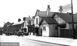 Stanford-Le-Hope, The King's Head c.1955