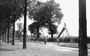 Stanford-Le-Hope, The Recreation Ground c.1955